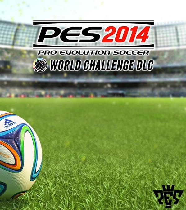 Pc Game Pro Evolution Soccer 2014 World Challenge SKIDROW 6.54GB Crack