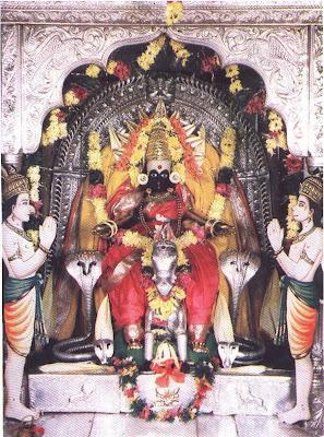 Shri Mahalaxmi Devi Bandora Goa