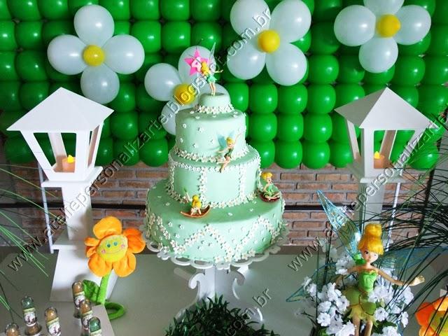 decoração e personalização de festa infantil
