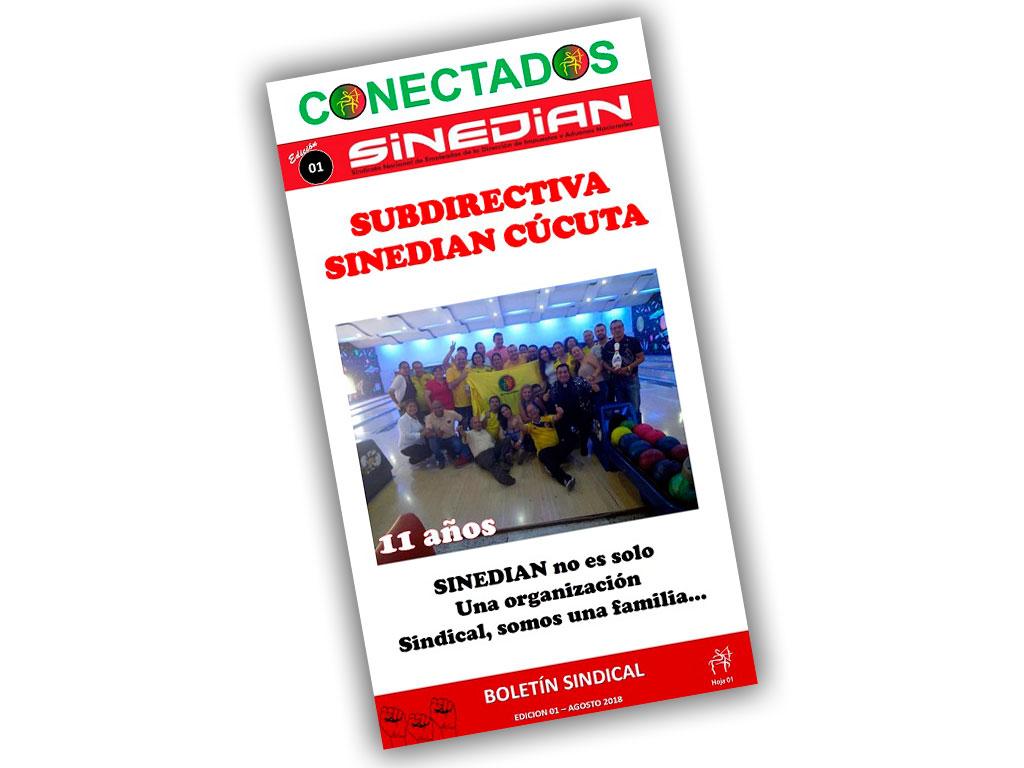 SINEDIAN no es solo Una organización Sindical, somos una familia…
