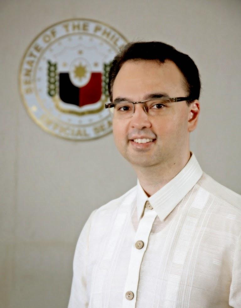 Alan Peter Cayetano DaddyStargazer39s Blog Defense Blog 08 An Open Letter to