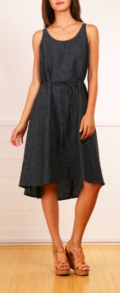 EILEEN FISHER DRESS.