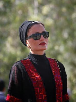 Mozah Bint Nasser, moglie dello sceicco del Qatar