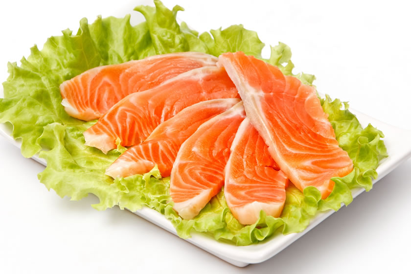 Fish contains omega 3 to promote sleep
