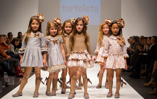 artaleta Fall Winter 2015 | Spanish Kids Fashion | Chichi Mary
