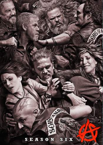 Sons of Anarchy 6ª Temporada Torrent - WEB-DL 720p Dual Áudio