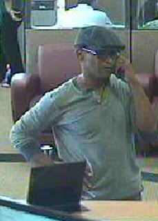 Elk Grove Police Seek Armed Bank Robbery Suspect