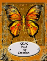 CDAC Love My Creation Badge