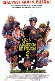 Ver Película Loca academia de policía 3: De vuelta a la escuela Online Gratis (1986)