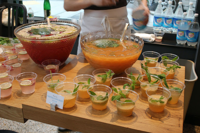 Punch at Flour, Too cookbook launch party