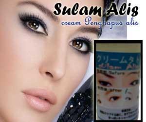 Cream Penghilang Tattoo Sulam Alis Permanent