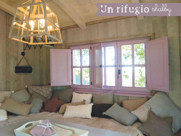 Un rifugio shabby