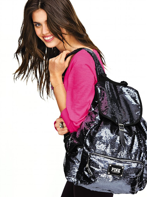 Victoria's Secret Back Pack - mochila