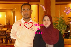 beloved mom and dad