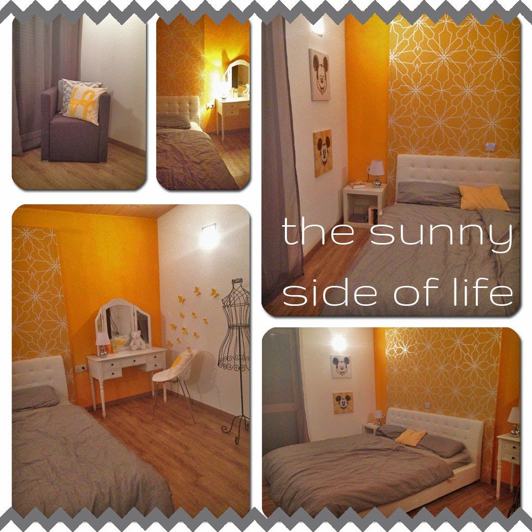 Simply me the sunny side of life neues schlafzimmer - Neues schlafzimmer ...