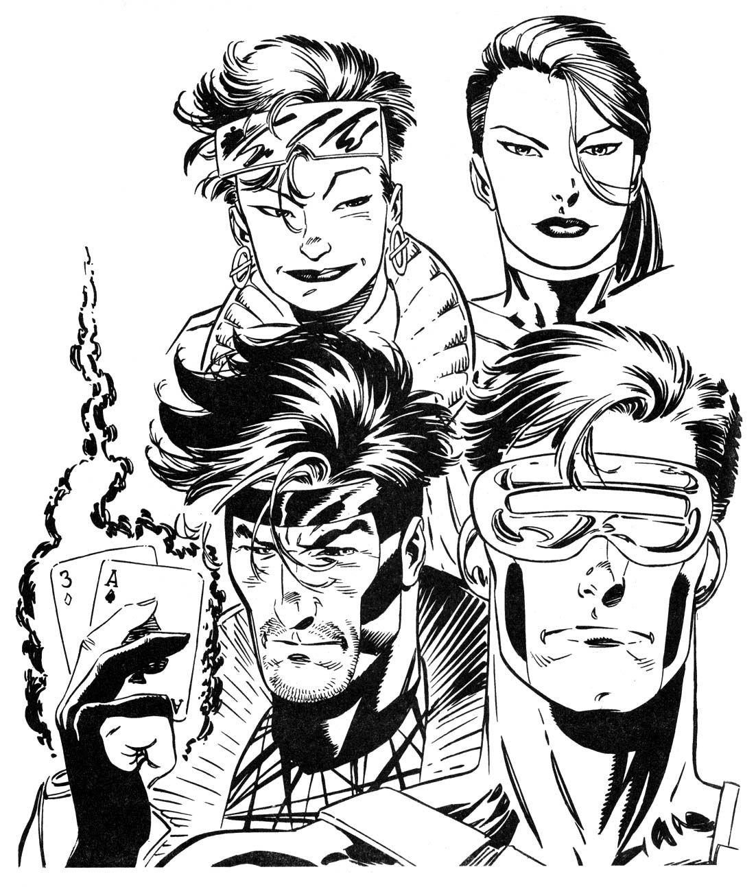 Coloring Marvel Superhero : Best marvel superhero coloring pages
