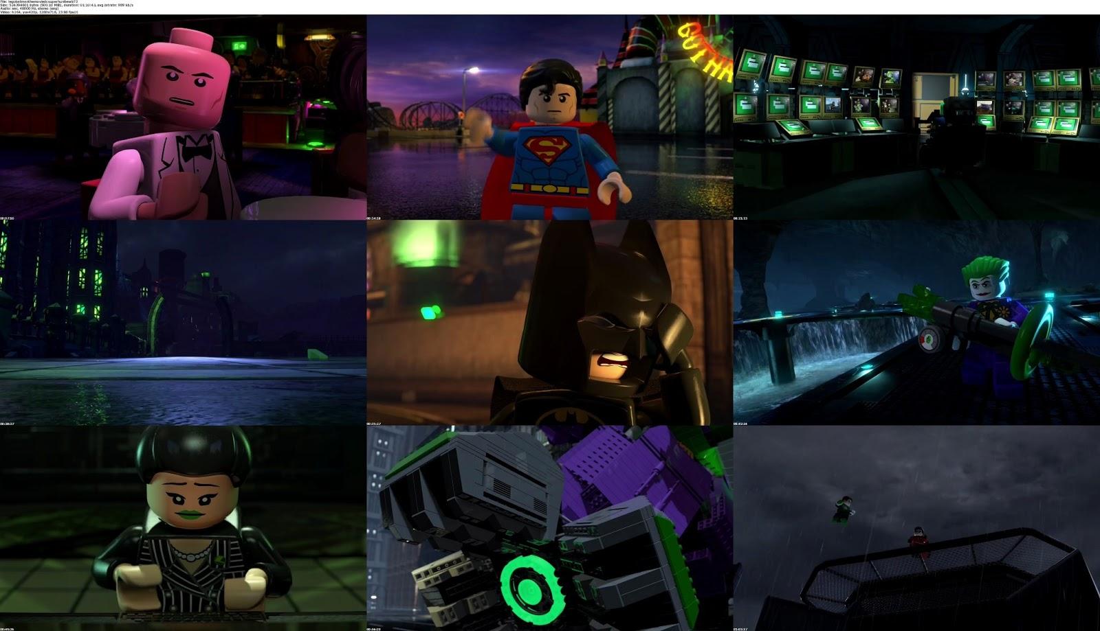 movie screenshot of LEGO Batman: The Movie – DC Superheroes Unite fdmovie.com
