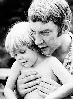 Donald Sutherland y su hijo Kiefer