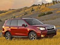 Japanese car photos 2014 Subaru Forester US-Version  - 3