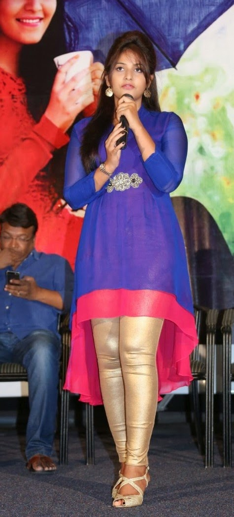 Anjali at Geethanjali Movie Press Meet