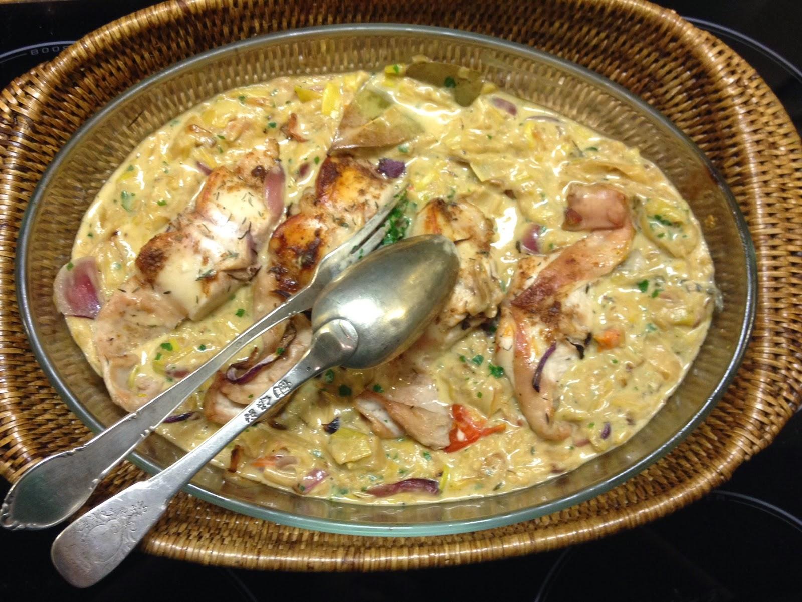 La cuisine de philippine for Aux beaux rivages la cuisine