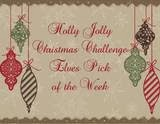 Holly Jolly christmas challlenge
