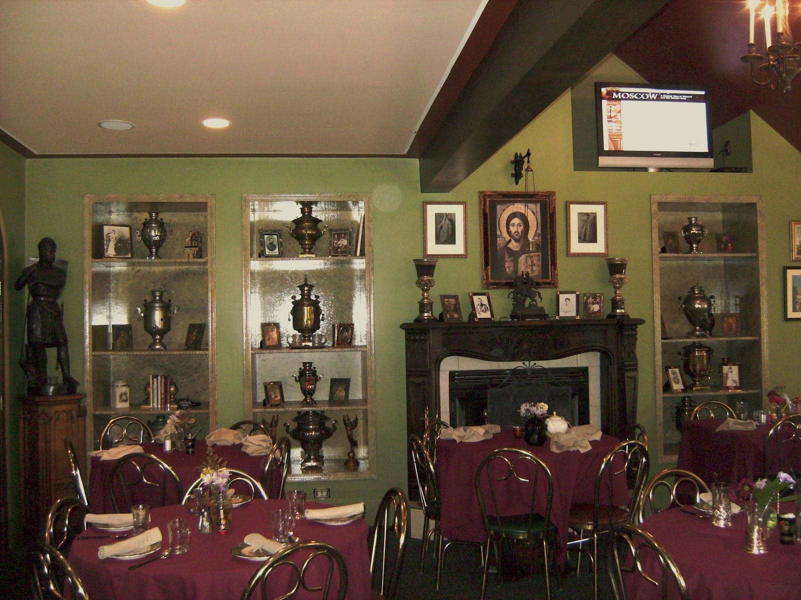 St Sabbas Tea Room
