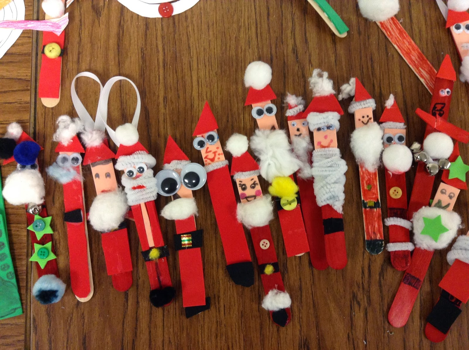 Best 28 christmas crafts for elementary students 15 for Elementary christmas craft ideas