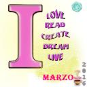 "RETO MARZO  ""I CREATE,I LIVE¡"""