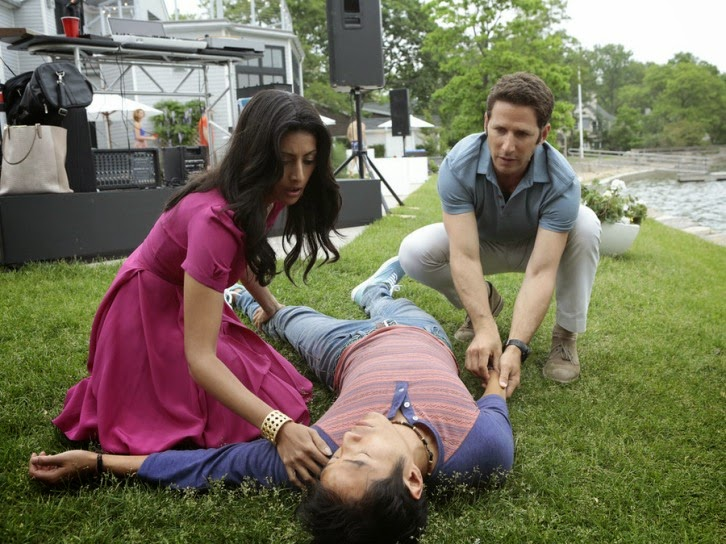 Royal Pains - Episode 6.07 - Electric Youth - Promotional Photos