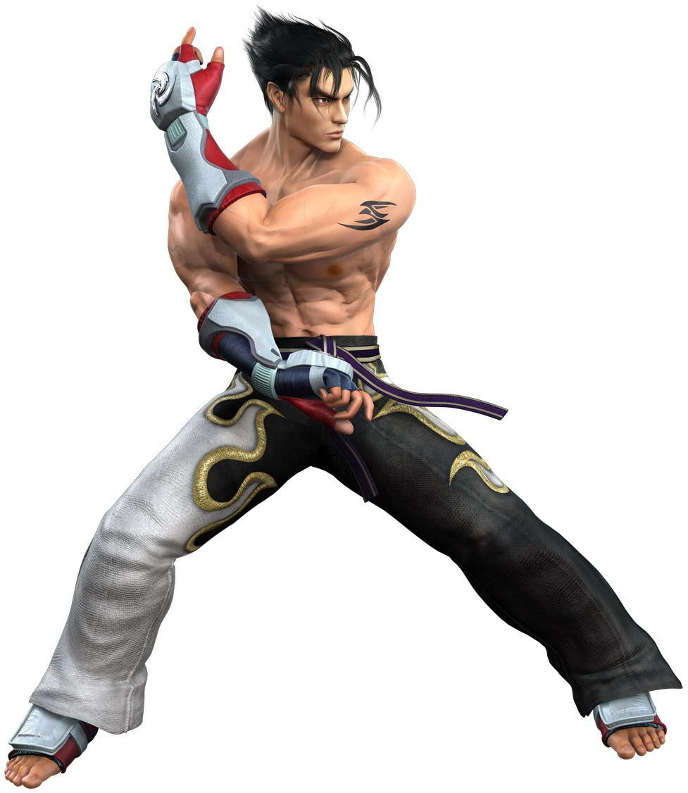 Tekken  King of Fighting Games   Sean Akizukis Personal Blog