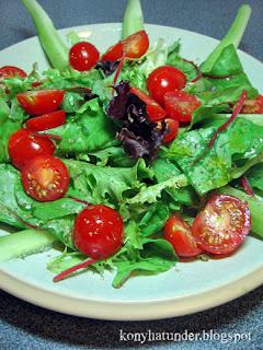 Italian green salad
