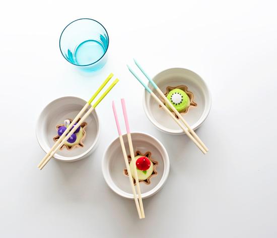 tutorial palillos chinos pintados, DIY Geometric Pouch
