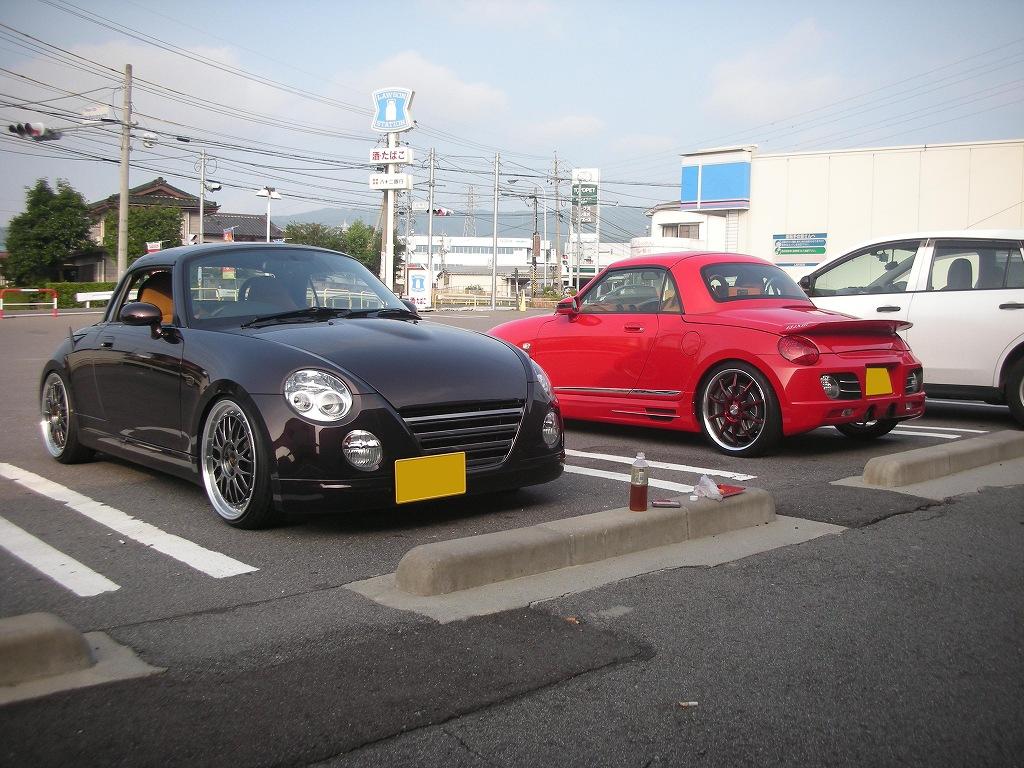 Daihatsu Copen, niewielki samochód, jdm, galeria, kei car