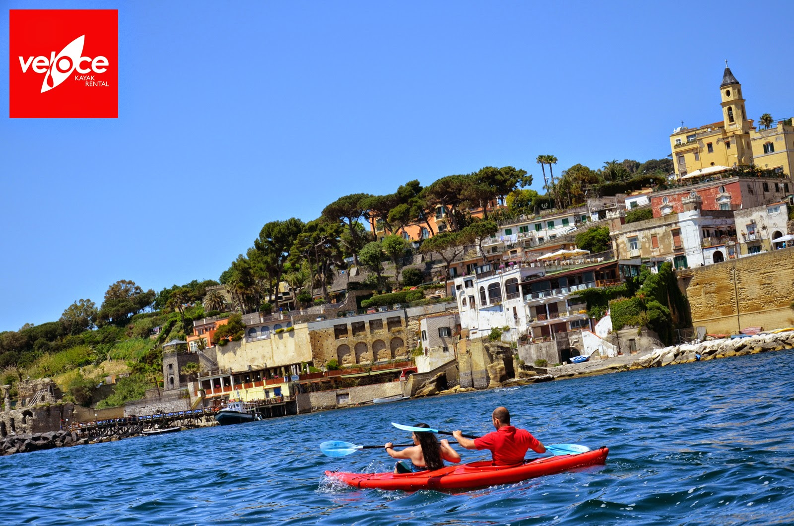 kayak tour napoli
