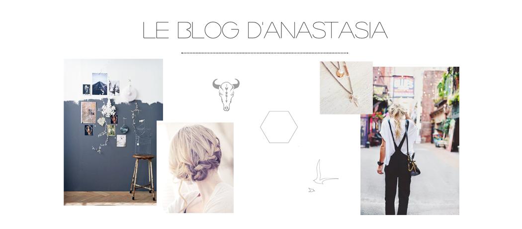Le blog d'Anastasia