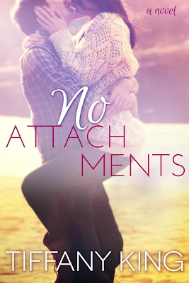 Cover Reveal: No Attachments by Tiffany King