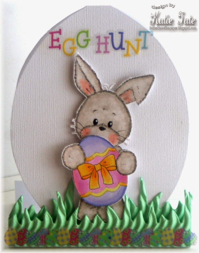 Scor Pal Quick And Easy Easter Cards With Katie Tate