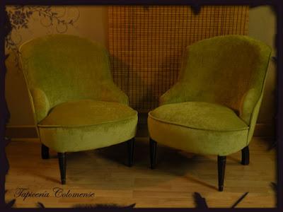 Servicio de tapicer a butacas dormitorio tapizadas en express de roig - Butacas para dormitorios ...