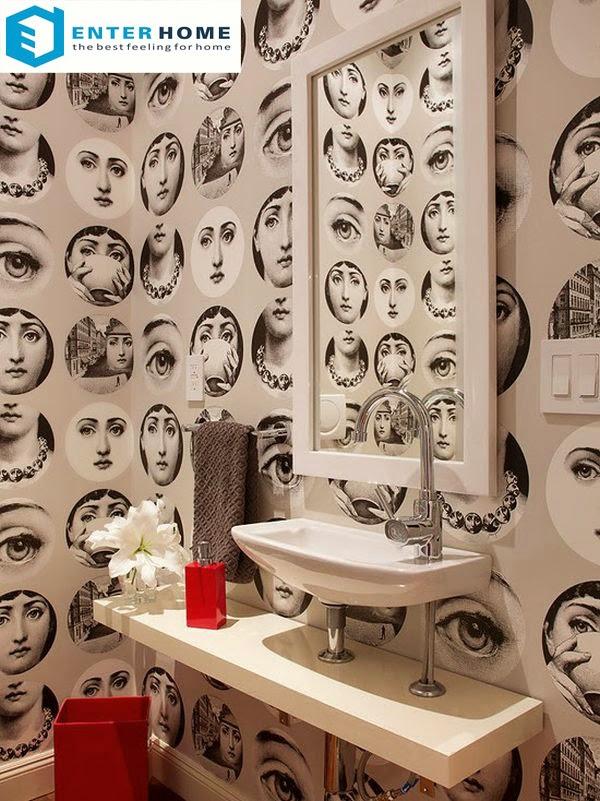 thiết kế nội thất phòng tắm nhà vệ sinh 8