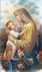 Gentle Mary...Show us wisdom.  Show us love.