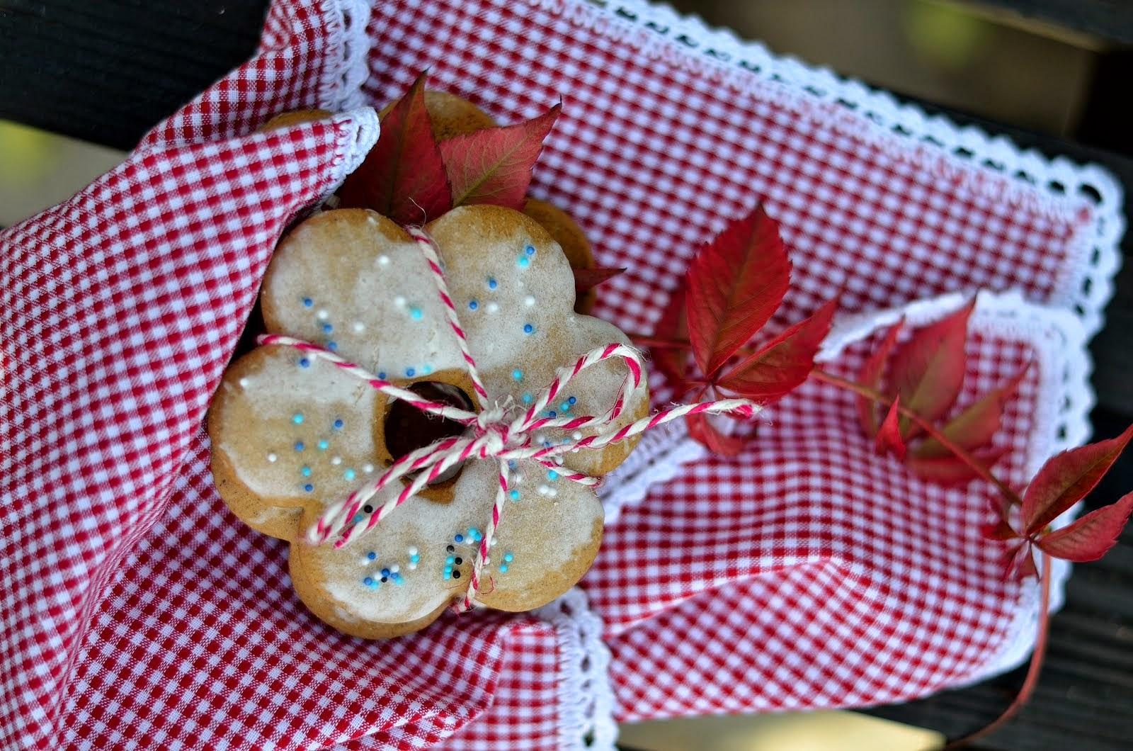 Jesienne ciasteczka