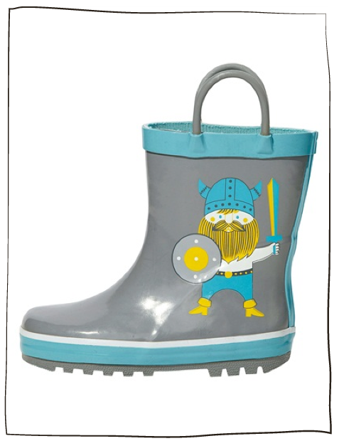 Vetbaudet Viking wellies
