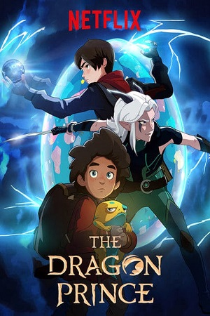 The Dragon Prince S02 All Episode [Season 2] Dual Audio [Hindi+English] Download 480p