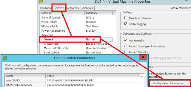 VMWare: ESXi copiar-pegar consola VSphere Client