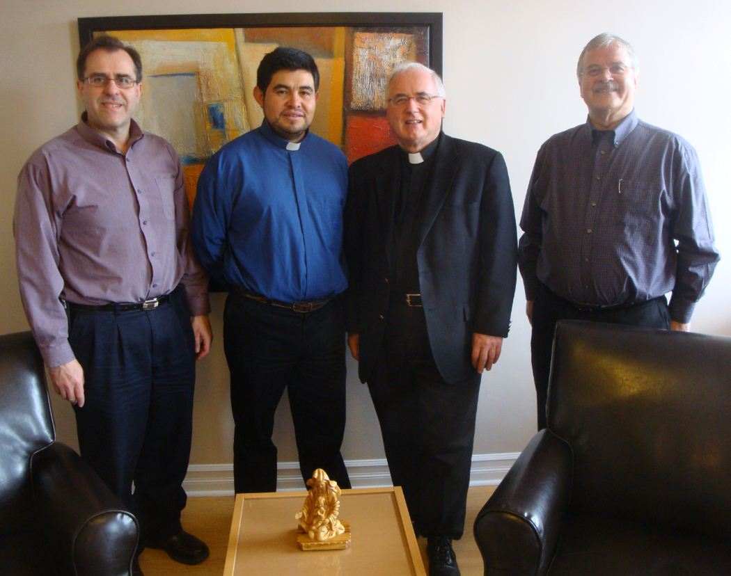 The journey of a bishop fifth tuesday of lent visite d un