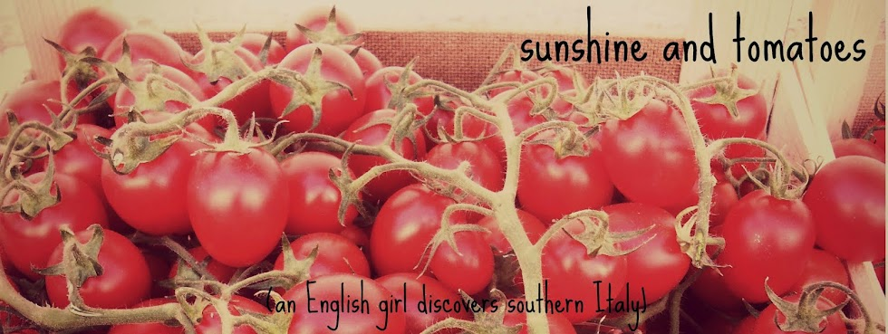 sunshine and tomatoes