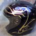 Cara Memodifikasi Helm Dengan Pilox Dengan Helm Standar SNI