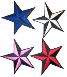 star tattoos, tattooing