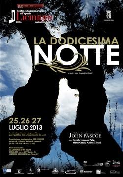 Cosa fare sabato 26 luglio fuori Milano: settimana shakespeariana ad Erba